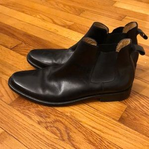 Johnston and Murphy chelsea boots